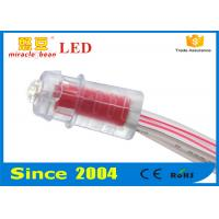 Buy cheap Led Pixel Light 9mm 5V CE ROHS waterproof IP67 red single color product