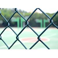 China Galvanized Cyclone Wire Mesh/Sports Ground Fence on sale