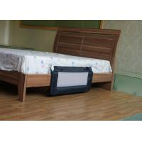 Buy cheap Removable Fold Down Child Safety Bed Rails / Blue Side Bed Rails product