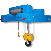 Buy cheap Double Girder Electric Wire Rope Hoists SHA Type Electric Chain Hoist / Cable Hoist product