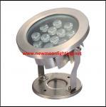 Buy cheap 12 Watt Stainless Steel Underwater LED Light product