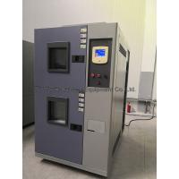 Buy cheap Two Room Thermal Shock Test Equipment Capacity 30 To 450 Litre SSR Solid-sate Relay product
