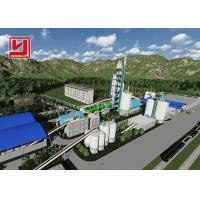 Buy cheap Energy Saving Rotary Kiln For Cement Manufacture , Rotary Kiln Cement Plant product