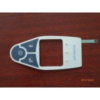 Custom PC Tactile Membrane Switch , Automobile Industry Membrane Touch Switch