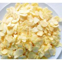 China Chinese dehydrated garlic flakes from Factory with Good Price on sale