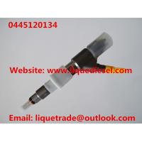 Buy cheap 0445120134 BOSCH Common rail fuel injector 0445120134, 5283275, 4947582 for ISF3.8 product