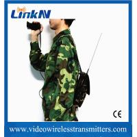 Buy cheap Newest Dual voice HD Wireless Transmitter with H.264 Decoding product