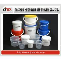 China plastic paint bucket mould on sale