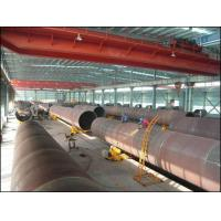 Buy cheap Self-alignment Vessel Turning Rolls / Tube Rotator for welding product