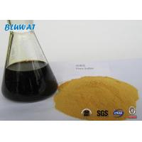 Buy cheap Wastewater Treatment for Phosphorous Removal Ferric Sulphate Coagulant product