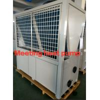 China 100kW Commercial Air to water Juteng Swimming pool Air source Heat Pump High COP Top type pool equipment on sale