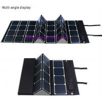 China waterproof 120W solar charger for laptop,battery,mobile, tablet pc on sale