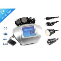 Buy cheap Fast Fat Removal Cavitation RF Slimming Machine 40k Ultrasonic Lipo Suction from wholesalers