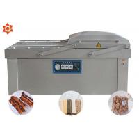 Buy cheap Double Chamber Vacuum Food Packaging Sealing Equipment With 12 Month Warranty product