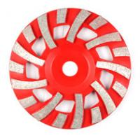 Buy cheap Diamond cup wheels for grinding stone and concrete px 1-1-9 product