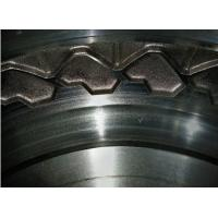 Buy cheap 3.00-17 Bladder Curing Tyre Mold , Motorcycle Tyre Mould product