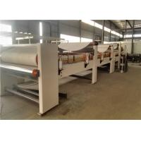 Buy cheap Double Facer Corrugated Carton Making Machine 5Ply Corrugator Line product