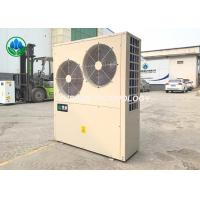 Buy cheap Heating Water Swimming Pool Air Source Heat Pump With Scroll Compressor product