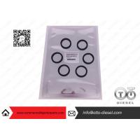 Buy cheap 0 445 120 215 Bosch Injector Seal O-Ring 6 Pieces Repair Kits Black from wholesalers