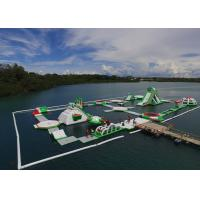 Buy cheap Cold - Resistance  0.9mm PVC Tarpaulin Inflatable Water Parks For Birthday Parties from wholesalers