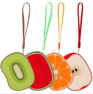 Buy cheap 2018 Innovative Fruits Power Bank Orange Watermelon Shape Mobile Phone Power product