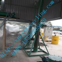 Buy cheap JNC High-tech waste oil pyrolysis to diesel oil machine product