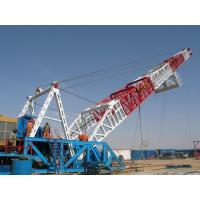 Professional Rotary Diesel Land Drilling Rig , ZJ30 Trailer Mounted Drilling Rigs