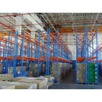 China Standard Double Deep Pallet Racking System on sale