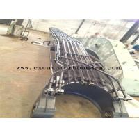 Q345 Steel Long Reach Excavator Booms PC120 Model 13000mm Length 3000kg