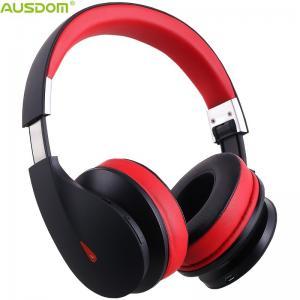 Buy cheap Ausdom AH2 On Ear Stylish Foldable Adjustable Super Comfortable 50mm Speaker Deep Bass Durable Bluetooth Headphone product