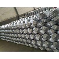 Buy cheap 20 Gauge Galvanized Iron Wire Binding / Low Carbon Steel Hexagonal Wire Mesh product