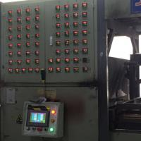 Quality GPPS PP Blister Vacuum Forming Molding Machine Vertical With Durable Furnace for sale
