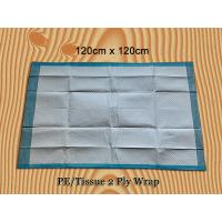 Buy cheap Waterproof Disposable Incontinence Bed Pads Absorbent Underpads Anti - Allergic product
