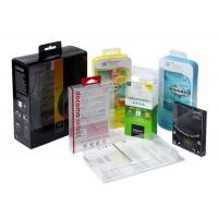 Buy cheap Square Small Clear Plastic Gift Boxes With Lids PVC PP PET Material Customize Printing product