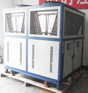 61683Kcal/h R22冷却するRIOUシリーズ電気めっきのための空気によって冷却されるスクロール水スリラー、薬学