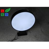 China Double Sided Waterproof LED Outdoor Light Box Round, Square, Oval Shape for Store and Bars Using on sale