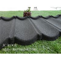 Buy cheap Colorful Stone Chip Coated Steel Roofing Tile Sheet In The Philippines from wholesalers
