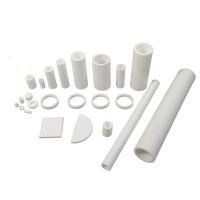 Buy cheap Square 10mm 30 Microns Porous UHMWPE Sintered Plastic Filter product