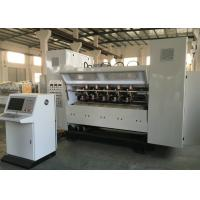Buy cheap 29kw Corrugated Slitter Machine Electric Drive Steel Material PLC Control System product
