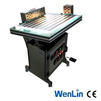 Buy cheap PVC Sheet and Overlay Film Smart Card Making Machine Handheld Spot Welder 400mm×600mm product