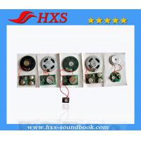 China Competitive Price Pre-recorded Greeting Card Sound Chip on sale