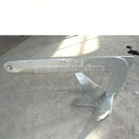 Buy cheap Bruce Plough Type Marine Mooring Stainless Steel Anchor product
