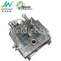 H13 Material Made Aluminum Die Casting Mould AL Die Casting Products Use