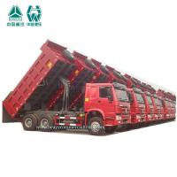 Buy cheap China 18 cubic meters 30 ton 10 tires howo tipper truck for sale from wholesalers