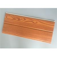Plastic Wood Laminate Wall Panels For Living Room