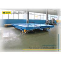 Buy cheap Heavy Duty Warehouse Carts Material Handling Equipment Customized Rail Gauge product