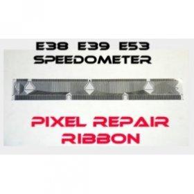 China BMW E38 E39 E53 X5 SPEEDOMETER PIXEL REPAIR RIBBON CABLE on sale