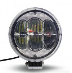 Buy cheap Luzes de inundação exteriores automáticas do diodo emissor de luz de 7 polegadas para o caminhão IP68 dos tratores impermeável product