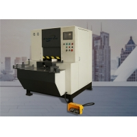 Buy cheap Carbon Steel 4KW 1.2MM CNC Corner Former Machine product