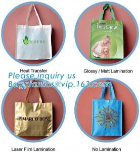 Buy cheap Metallic Laminated Bags Cooler Bags Zipper Bags Wine Bottle Bags Drawstring Bags Shoulder Bags/Postman bag Garmemt Bags product